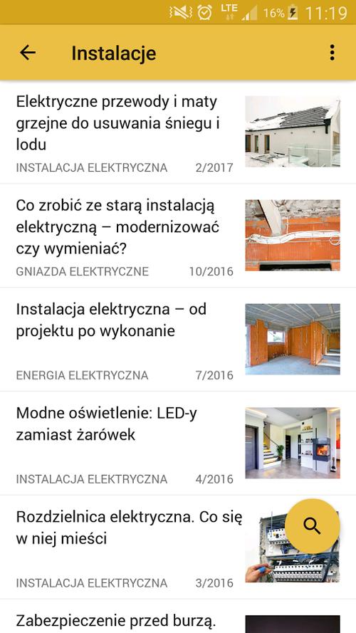 Aplikacja Murator baza wiedzy budowlanej