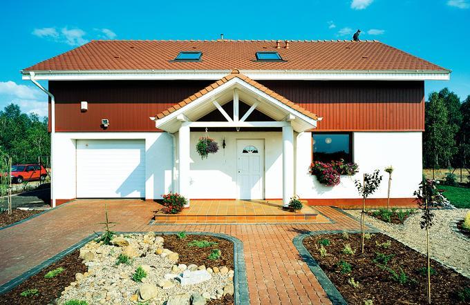 Wybierz dom parterowy, jeśli… Chcesz zbudować dom mały i tani